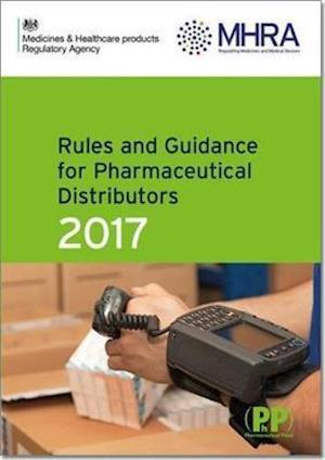 Bog, paperback Rules and Guidance for Pharmaceutical Distributors (Green Guide)