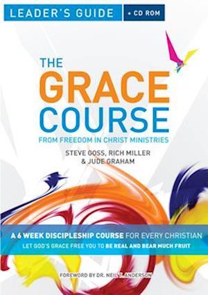 The Grace Course af Steve Goss