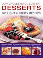 Low-Cholesterol Low-Fat Desserts af Simona Hill