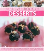 Best-Ever Book of Desserts af Kate Eddison