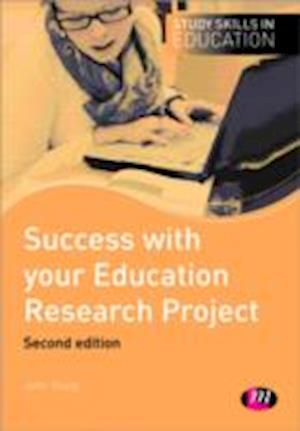 Success with Your Education Research Project af John Sharp