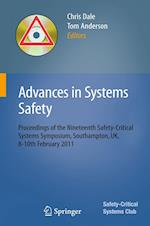 Advances in Systems Safety af Tom Anderson, Chris Dale