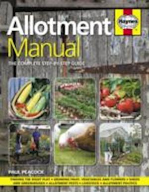 Allotment Manual af Paul Peacock