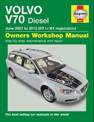 Volvo V70 Diesel Service and Repair Manual af Chris Randall