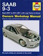 Saab 9-3 Petrol & Diesel Service and Repair Manual af A K Legg