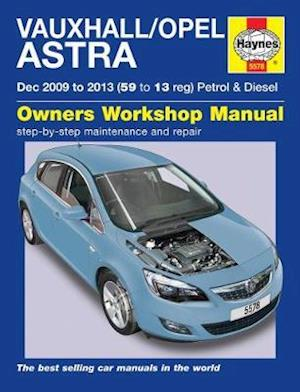 Vauxhall/Opel Astra Service and Repair Manual af John S Mead