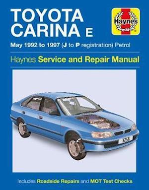 Toyota Carina E Service and Repair Manual af John S Mead
