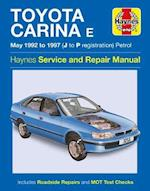 Toyota Carina E Service and Repair Manual (Haynes Service and Repair Manuals)