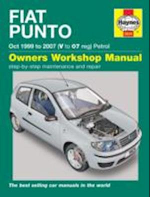 Fiat Punto Petrol Service and Repair Manual af John S Mead