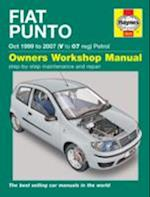 Fiat Punto Petrol Service and Repair Manual (Haynes Service and Repair Manuals)