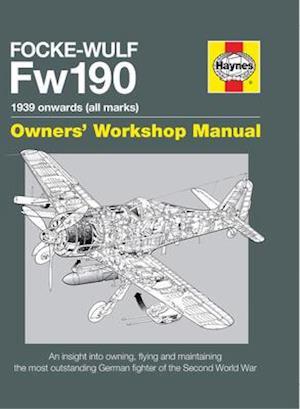 Focke Wulf FW190 Manual af Graeme Douglas