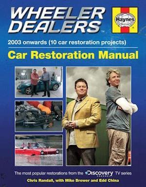 Wheeler Dealers Car Restoration Manual af Chris Randall