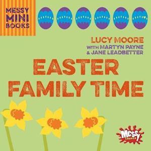 Bog, paperback Easter Family Time af Mrs Lucy Moore