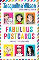 Jacqueline Wilson: Fabulous Postcards