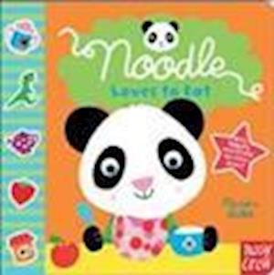 Noodle Loves to Eat af Marion Billet