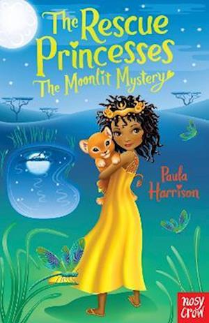 The Rescue Princesses: The Moonlit Mystery af Paula Harrison