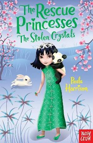The Rescue Princesses: The Stolen Crystals af Paula Harrison