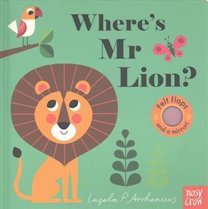 Where's Mr Lion? af Ingela Arrhenius