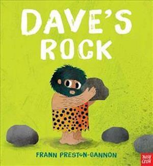 Bog, hardback Dave's Rock af Frann Preston-Gannon