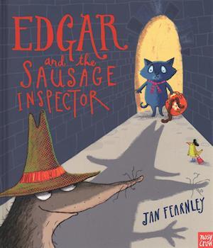 Bog, hardback Edgar and the Sausage Inspector af Jan Fearnley