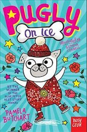 Bog, paperback Pugly on Ice af Pamela Butchart