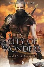 City of Wonders af James A. Moore