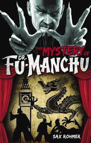 Fu-Manchu af Sax Rohmer