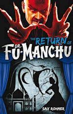 The Return of Dr. Fu-Manchu af Sax Rohmer