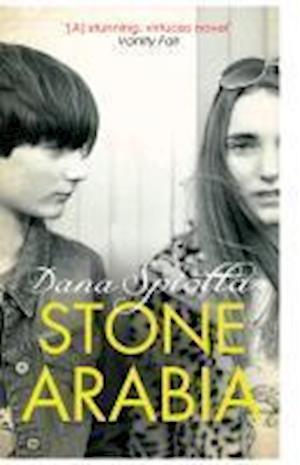 Stone Arabia af Dana Spiotta