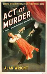 Act of Murder af Alan J. Wright