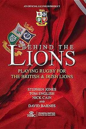 Behind the Lions af David Barnes