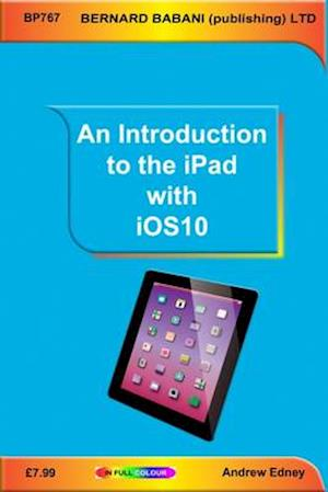 Bog, paperback An Introduction to the iPad with iOS10 af Andrew Edney
