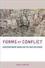Forms of Conflict (University of Exeter Press - Exeter Performance Studies)