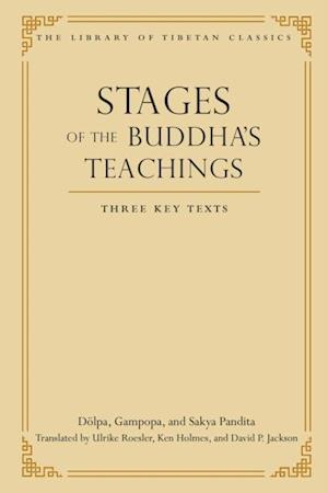 Stages of the Buddha's Teachings af Sakya Pandita, Gampopa