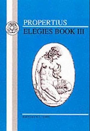 Elegies af W A Camps, Sextus Propertius