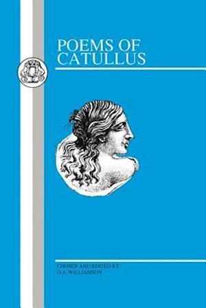 Poems af Gaius Valerius Catullus, G A Williamson, Catallus
