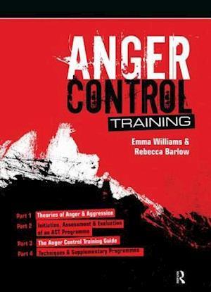 Anger Control Training af Rebecca Kelly, Emma Williams