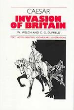 Invasion of Britain af Julius Caesar