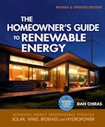 The Homeowner's Guide to Renewable Energy (Homeowners Guide to Renewable Energy)
