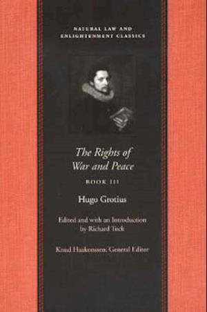 Bog, hardback Rights of War & Peace af Hugo Grotius