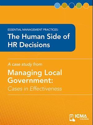 Human Side of HR Decisions af Victoria Gordon