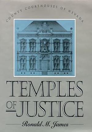 Temples of Justice af Ronald M. James