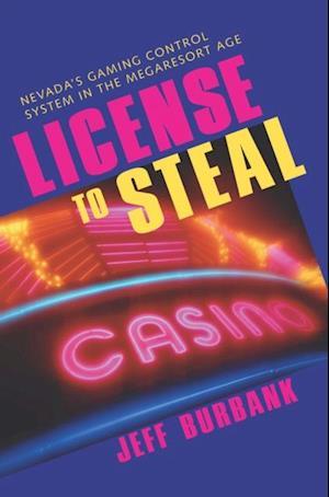 License To Steal af Jeff Burbank