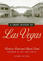 A Short History of Las Vegas af Myrick Land, Barbara Land