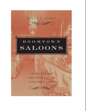 Boomtown Saloons af Kelly J. Dixon