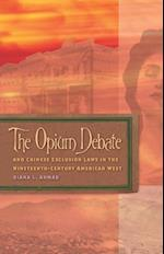 The Opium Debate and Chinese Exclusion Laws in the Nineteenth-Century American West af Diana L. Ahmad