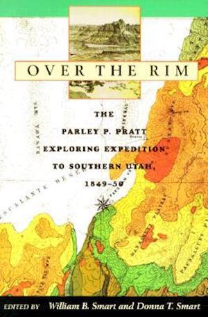 Over the Rim af William Smart