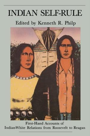 Indian Self Rule af Kenneth Philp