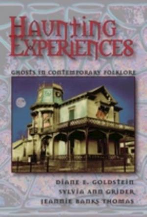 Haunting Experiences af Diane Goldstein, Sylvia Grider, Jeannie Banks Thomas