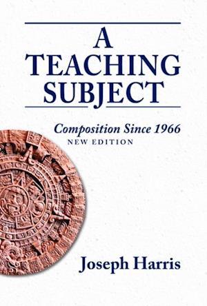 Teaching Subject, A af Joseph Harris